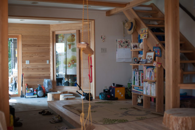 【本気の『薪ストーブ』生活(宇都宮市)】設計事務所の家づくり(完成から5年経過)の画像