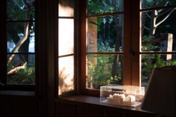 『白露 草露白(くさのつゆしろし)』【12:00&17:00の光】 設計事務所のアトリエの環境の画像