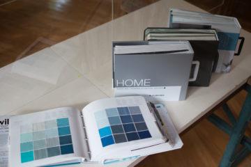 【住宅のクロス(壁紙)選び】設計事務所の家づくりの画像