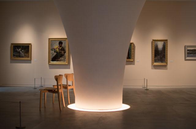 『ヤオコー川越美術館』に出かけました。の画像