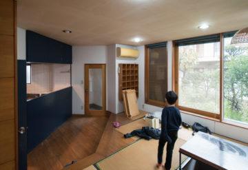 【築30年の住宅 リフォーム前の様子】千葉県柏市の画像