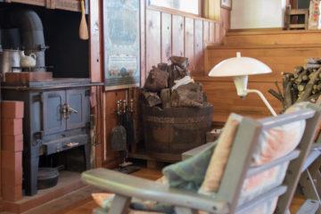 【アトリエ冬支度】薪ストーブの道具を準備の画像