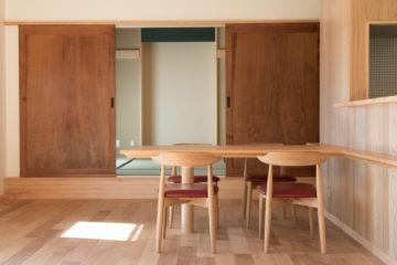 『住み継ぎ』のための木造新築住宅への(入間市)設計事務所の家づくりの画像