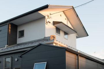 【家の周りに塀をつくる】埼玉の設計事務所の家づくりの画像