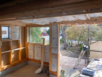 「保存空間→居住空間へ」蔵のリノベーション(ちょっと増築)坂戸市の画像