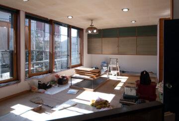 【千葉県柏市の家づくり】築30年の住宅リフォーム現場の画像