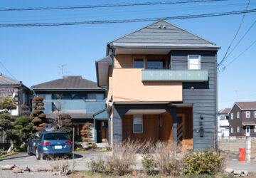 築16年&築28年、親子それぞれの家(飯能市)の画像