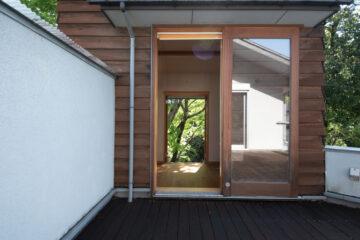 キャンプのような暮らし(設計事務所の家づくり)の画像