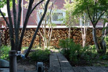 ゴールデンウィークは、せっせと薪づくりの画像