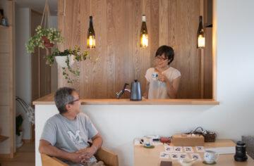 【ご夫婦で日常がキャンプのような暮らしを】(入間市)設計事務所の家づくりの画像