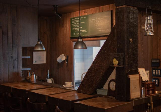 川越のMONO MOON CAFE (完成から21年経過)の画像