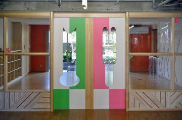 かぴら幼稚園の保育室改修の画像