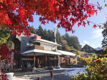【お客さんからの雪景色便り】宇都宮の自然素材(国産材)の家づくりの画像