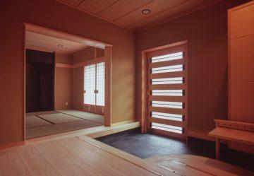 茶道家のための和空間:荻窪の家の画像