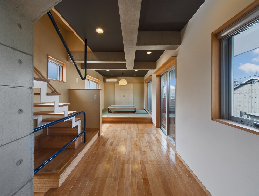 畳スペース 川口市 住宅設計