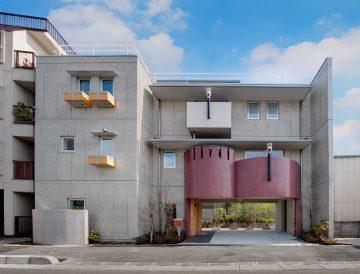 極小敷地 鉄筋コンクリート造 (3F+B1)の広々な暮らしの画像