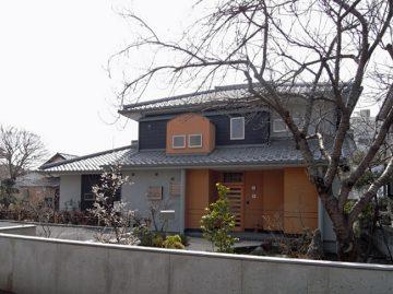 Nさんの二世帯住宅の画像